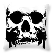Untitled No.33 Throw Pillow