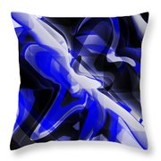 Untitled Xi Throw Pillow