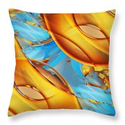 Untitled Xiii Throw Pillow