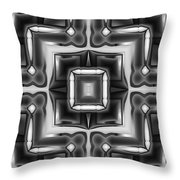 Untitled Xiv Throw Pillow