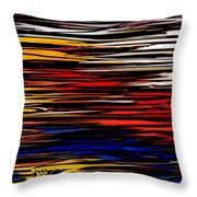 Untitled2 9-12-09 Throw Pillow