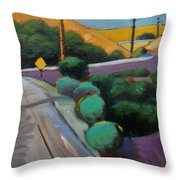 Up Metcalf Throw Pillow