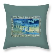 Up North ... Throw Pillow