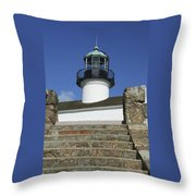 Up To The Light Throw Pillow