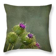 Up To The Point Throw Pillow
