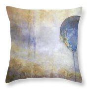Up Up And Away... Throw Pillow