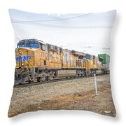 Up7702 Throw Pillow