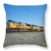 Up8412 Throw Pillow