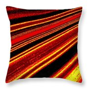 Upbeat Throw Pillow