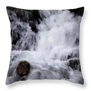 Upper French Creek 1 Throw Pillow