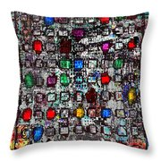 Urb 4 Throw Pillow