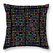 Urb II Throw Pillow