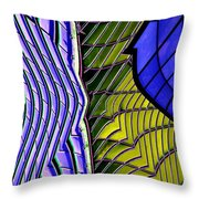 Urban Abstract 2 Throw Pillow