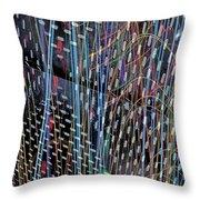 Urban Abstract 236 Throw Pillow