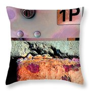 Urban Abstracts Compilations 15 Throw Pillow
