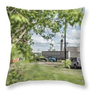 Urban Decay 1 Throw Pillow