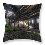 Urban Decay 2.0 Throw Pillow