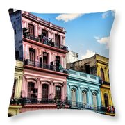 Urban Havana Throw Pillow