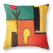 Wishes Throw Pillow