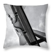 Urban Olympus Throw Pillow