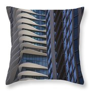 Urban Patters Throw Pillow