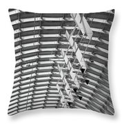 Urban Sociology Throw Pillow