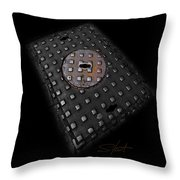Urban Voice Throw Pillow
