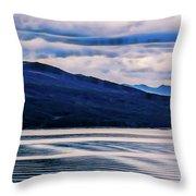 Ushuaia Ar 2 Throw Pillow