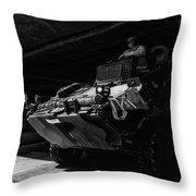 Usmc Lav-25 Throw Pillow