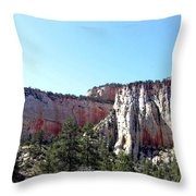 Utah 12 Throw Pillow