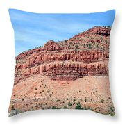 Utah 2 Throw Pillow