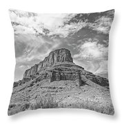 Utah Landscape Throw Pillow