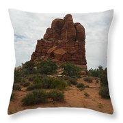 Utah Nature's Beauty Throw Pillow