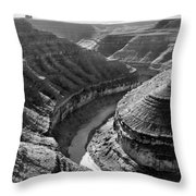 Utah Outback 15 Throw Pillow