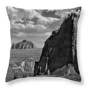 Utah Outback 26 Throw Pillow by Mike McGlothlen
