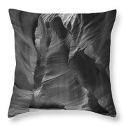 Utah Sculpture Throw Pillow