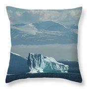 Uummannaq Ice Throw Pillow