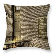 Valentine Dining Throw Pillow