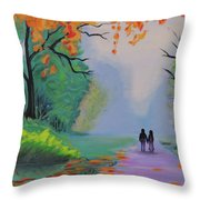 Valentines Throw Pillow