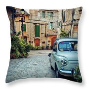 Valldemossa - Majorca Throw Pillow