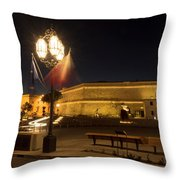Valletta Light Throw Pillow