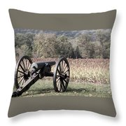 Valley Of Death Throw Pillow