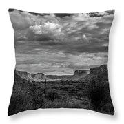 Valley Throw Pillow