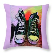 Vamba 2017 01 Throw Pillow