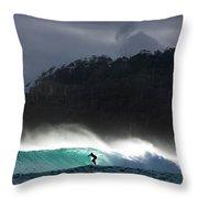 Van Diemen Dream Throw Pillow