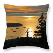 Vancouver Throw Pillow