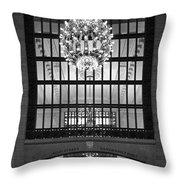 Vanderbilt Hall Throw Pillow