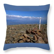 Vanquished Throw Pillow