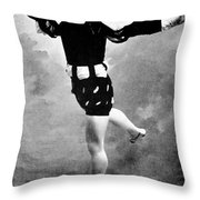 Vaslav Nijinsky, Ballet Dancer Throw Pillow