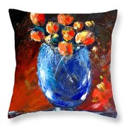 Vaso 2 Throw Pillow